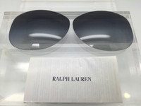 Authentic Ralph Lauren RL 7008 Grey Gradient Replacement Lenses