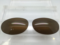 Custom Arnette Raven AN 201 Brown Polarized Lens Pair