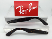 Authentic Rayban RB 2140 Original Wayfarer Tortoise Replacement Temples