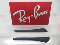 Authentic Rayban Ear Socks / Temple Tips for RB 3025,3026, 3029, 3044 or 3174  Aviator LEATHER