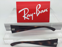 Authentic Rayban RB 4057 Tortoise Replacement Temples