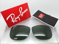 Authentic Rayban RB 3533 G-15 Green Polarized Lenses