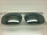 For SCOTT Custom Silver Mirror Coating Polarized Lenses for Polo Glasses