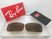 Authentic Rayban RB 4151 Brown Non-Polarized Glass Lenses
