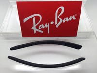 Authentic Rayban Ear Socks / Temple Tips for RB 3320 Black