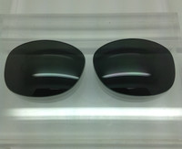 Prada SPR 07G Compatible Black Non-Polarized Lenses (lenses are sold in pairs)