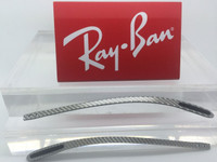 Authentic Rayban RB 8301 Carbon Fiber  Replacement Temples