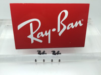 Authentic Rayban RB RX 8412 & 8415 Replacement Icons & Screws for temples