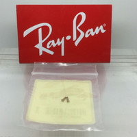 Authentic Rayban RB 3387 Gold Replacement  Temples / Hinge Screws