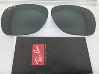 Authentic Rayban RB 3483 Green G-15 Glass Polarized Lenses