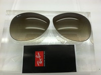 For Vesela Authentic Rayban RB 3293 & 3386 Brown Gradient Lenses Size 63
