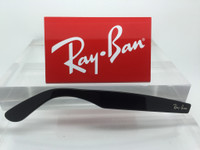 RIGHT SIDE ONLY Authentic Rayban RB 2140 Original Wayfarer Black Replacement Temple