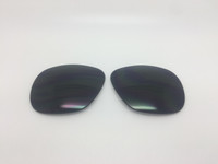 Aftermarket Prada SPR 52P Black/Grey polarized Replacement Lenses (with backside anti-reflective coating)