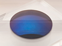 "Arnette Freezer Custom Extremely Dark Black with Blue reflective coating-Polarized Lenses *DISCLAIMER ""THESE LENSES ARE FOR USE IN EXTREME LIGHT CONDITIONS AND ARE NOT TO BE USED FOR DRIVING A MOTOR VEHICLE, BUYER ASSUMES ALL RISKS"""