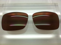 Authentic Electric Swingarm Brown Non-Polarized Lenses