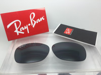 Authentic  Rayban RB 4101 Jackie Ohh G-15 Green Polarized Lenses *polycarbonate