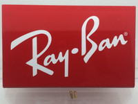 AUTHENTIC REPLACEMENT RAY-BAN RB 4175 GOLD TEMPLE/HINGE SCREWS PAIR NEW GENUINE