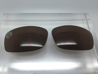Authentic Electric Tech One Brown Poalrized Lenses