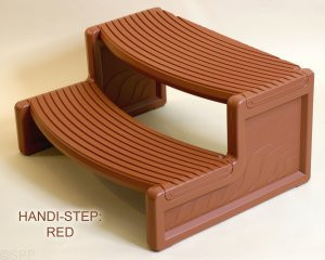 RedWood steps