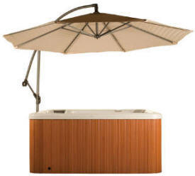 Cover Valet spa umbrella