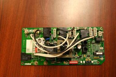 Vita Spa 167 & VS501Z System Circuit Board 2006+