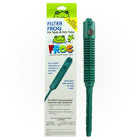 The FROG Mineral Stick is an easy way to help maintain crystal clear water and use less chlorine or bromine.