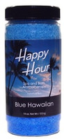 Happy Hour - Blue Hawaiian