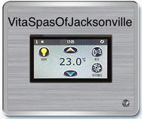 TOPSIDE, SMARTTOUCH2, VITA, RECT PANEL W/OVERLAY