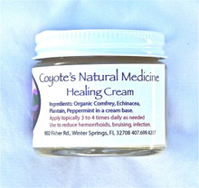 Healing Cream- 2 oz. Jar