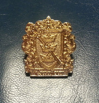 Lapel Pin with Excalibur Logo