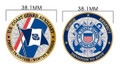 Auxiliary Challenge Coin
