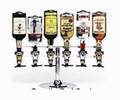 SIX Bottle Pub Rack