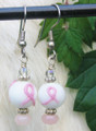 Breast Cancer Awareness Earrings ER146