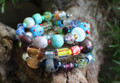 Multi Color Wrap a Around Fun Bracelet