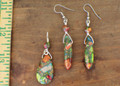 Rainbow Sea Sediment Jasper Set
