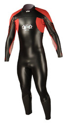 Men's Past Season Power Glide 5/3/2mm Fullsuit - Red (E40)