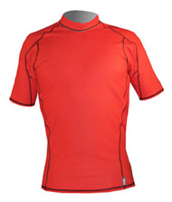 Men's Short Sleeve EXO Top - Fire (E80)