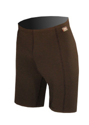 Polypro Shorts - Black (X02)