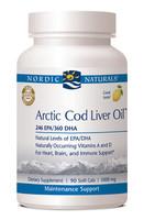 Arctic Cod Liver Oil Capsules