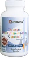 Children Multi-Vitamin/Mineral Vitamin Capsules