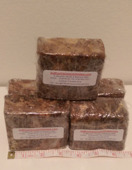 Raw African Black Soap 8 OZ