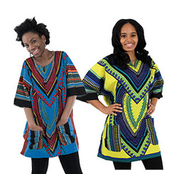 Heart Of Africa Dashiki