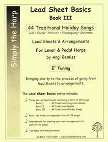 Lead Sheet Basics, Book 3  (Eb Tuning)