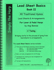 Lead Sheet Basics, Book 2 (C Tuning)