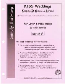 KISS Weddings, Key of Eb