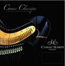 Camac Classique Gut String- 5th Octave Gut Set (E-A)