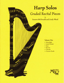 Harp Solos Graded Recital Pieces- Volume 1