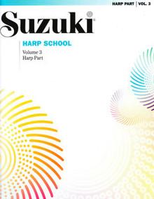 Suzuki Harp School Volume 3-