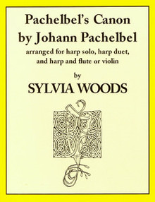 Pachelbel's Canon arr. by Sylvia Woods