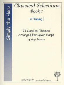 Classical Selections, Angi Bemiss, C Tuning, Book 1